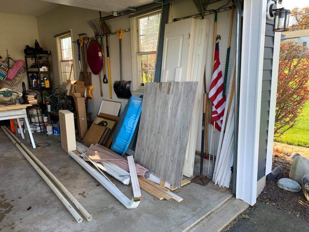Garage cleanouts by Junk Bear LLC