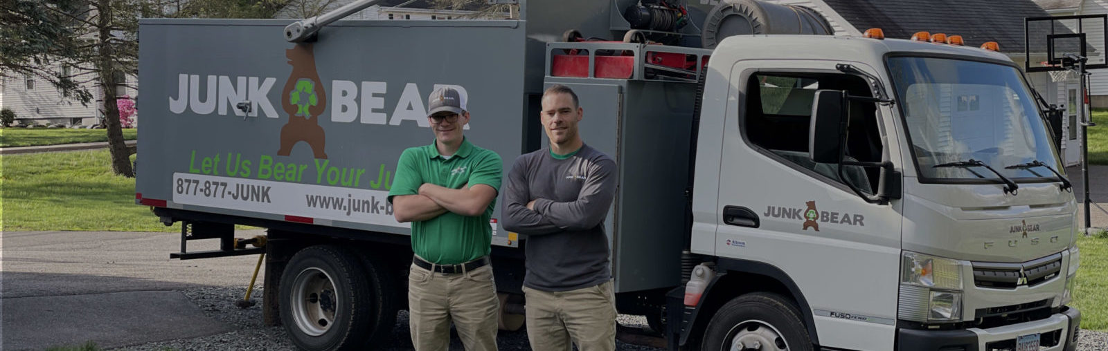 Junk removal in Cheshire, CT